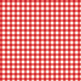 Camelot Fabrics Red Gingham
