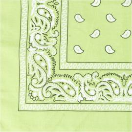 Bandana groen