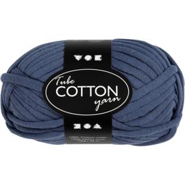 Textielgaren xl blauw