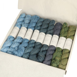 Skies light mini assortiment groen-blauw