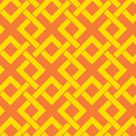 Camelot Fabrics Lemon Trellis