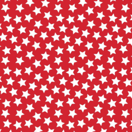 Camelot Fabrics Red Stars