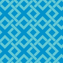 Camelot Fabrics Ocean Trellis