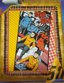 Star Trek fleece deken 7