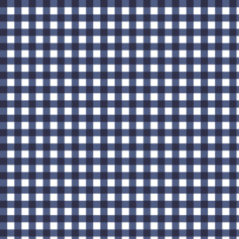 Camelot Fabrics Navy Gingham