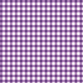 Camelot Fabrics Lavender Gingham