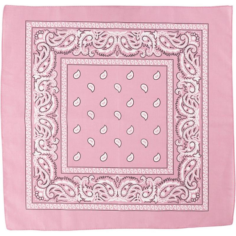 Bandana roze
