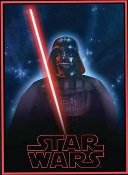 Star Wars fleece deken 8