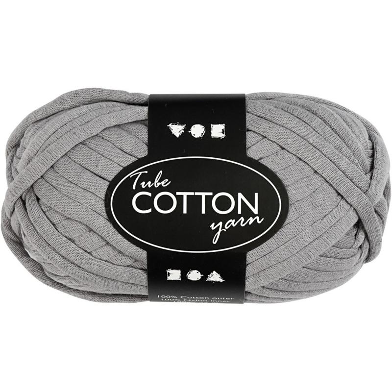 Textielgaren xl grijs