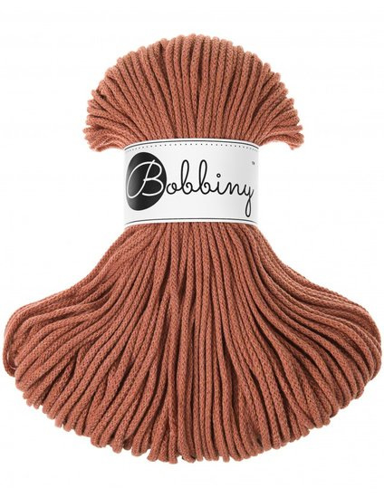 Bobbiny junior terracotta