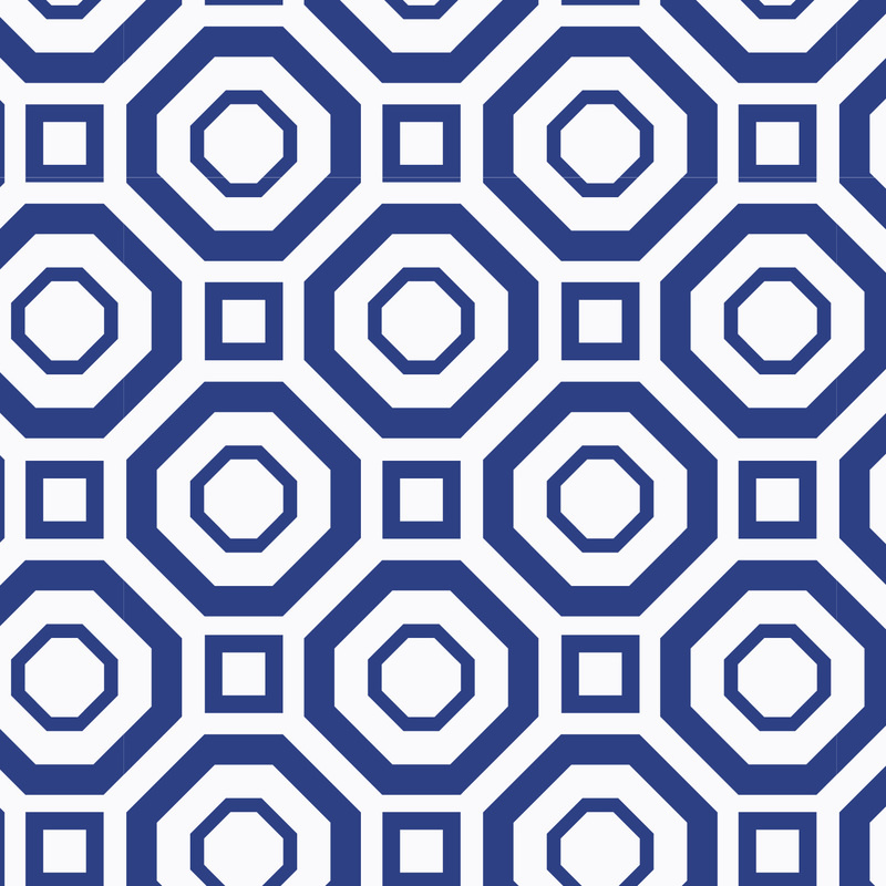 Camelot Fabrics Royal Polygon
