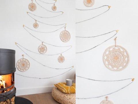 Haakpakket Jolly Noël ornamenten