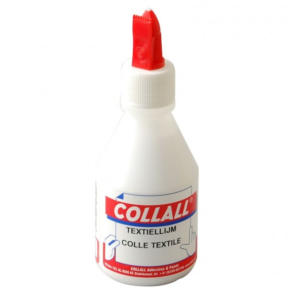 Collall textiellijm 100 ml waterbestendig