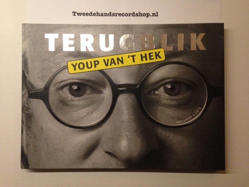 Youp Van T Hek Terugblik 2cdboek Muziek Boeken