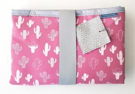 Roze cactus