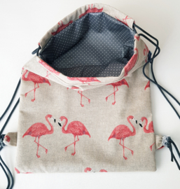 Flamingo Grijs