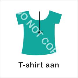 BASIC - T-shirt KM aan