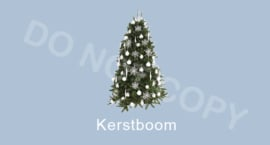 Kerstboom - T-J/TV