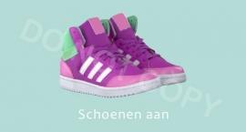 Schoenen aan - M
