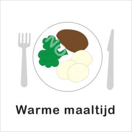 BASIC - Warme maaltijd