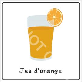 Drinken - Jus d'Orange