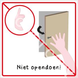 Niet opendoen! (HR)