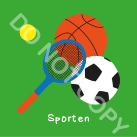 Sporten ALG. (S&H)