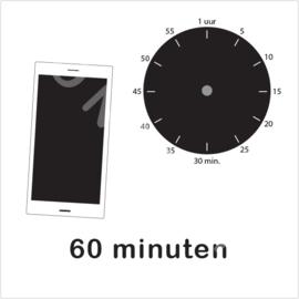 ZW/W - Mobiel 60 min.