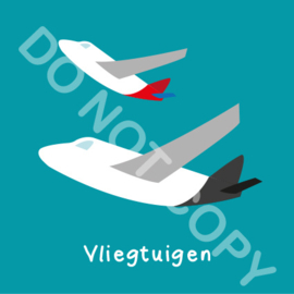 Vliegtuigen (act.)