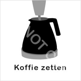 ZW/W - Koffie zetten