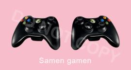 Samen gamen - T-M/TV