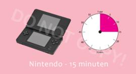 Nintendo - 15 M/TV