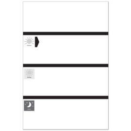 Planbord DAG BASIC +WR ZW