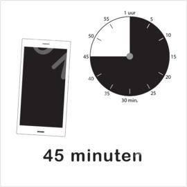 ZW/W - Mobiel 45 min.