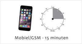 Mobiel/GSM 15 TV S