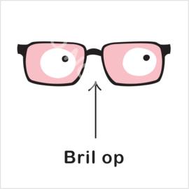 BASIC - Bril op