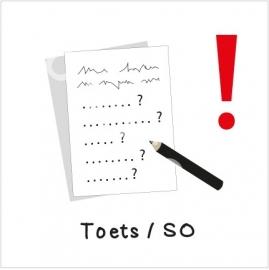 Toets / SO (H)