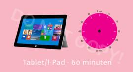 Tablet/I-Pad - 60 M/TV