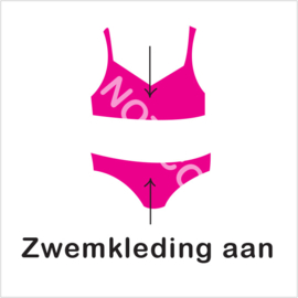 BASIC - Zwemkleding aan - Bikini