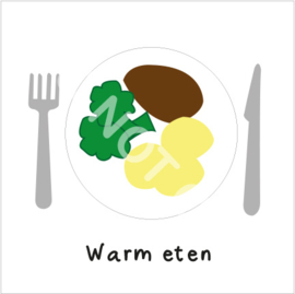 Warm eten (S)