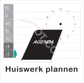 BASIC - Huiswerk plannen 2