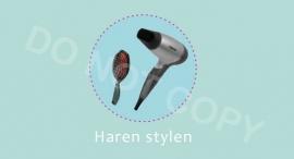 Haren stylen - M
