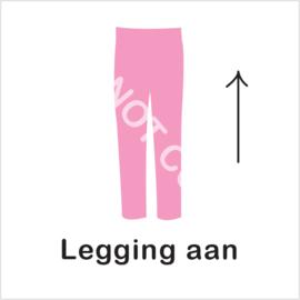 BASIC - Legging aan