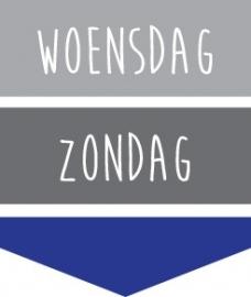 Dagen v/d week - 1