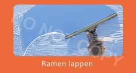 Ramen lappen - T/V