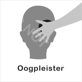 ZW/W - Oogpleister