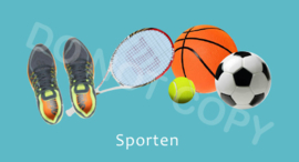 Sporten - M