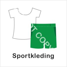 BASIC - Sportkleding aan - KB