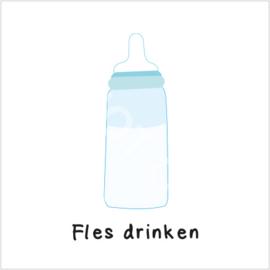 Fles drinken (S)