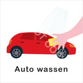 BASIC - Auto wassen